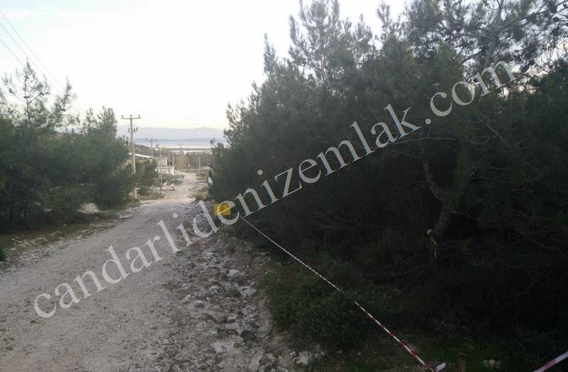 Çandarlı Mavikent 'te Satılık Arsa 300m2