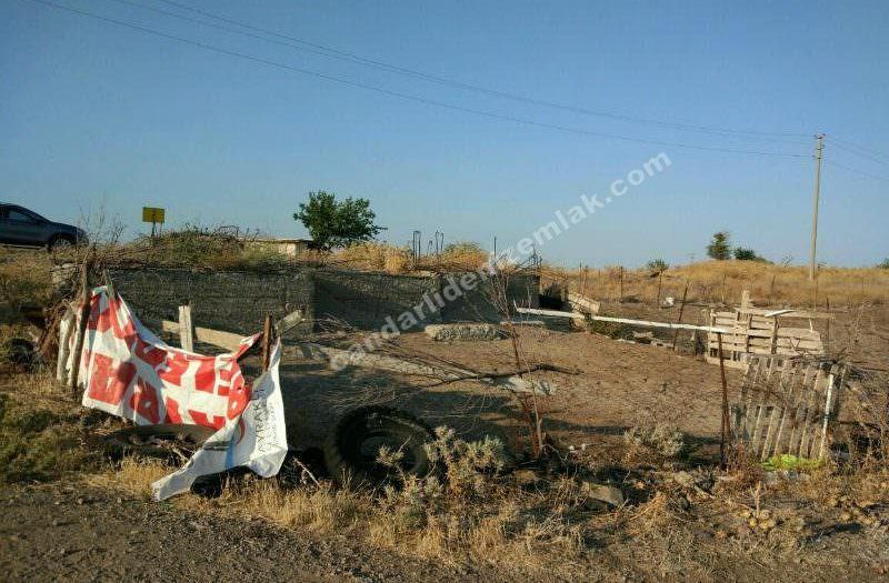 Çandarlı Mavikent'te Su Basmalı Manzaralı Arsa